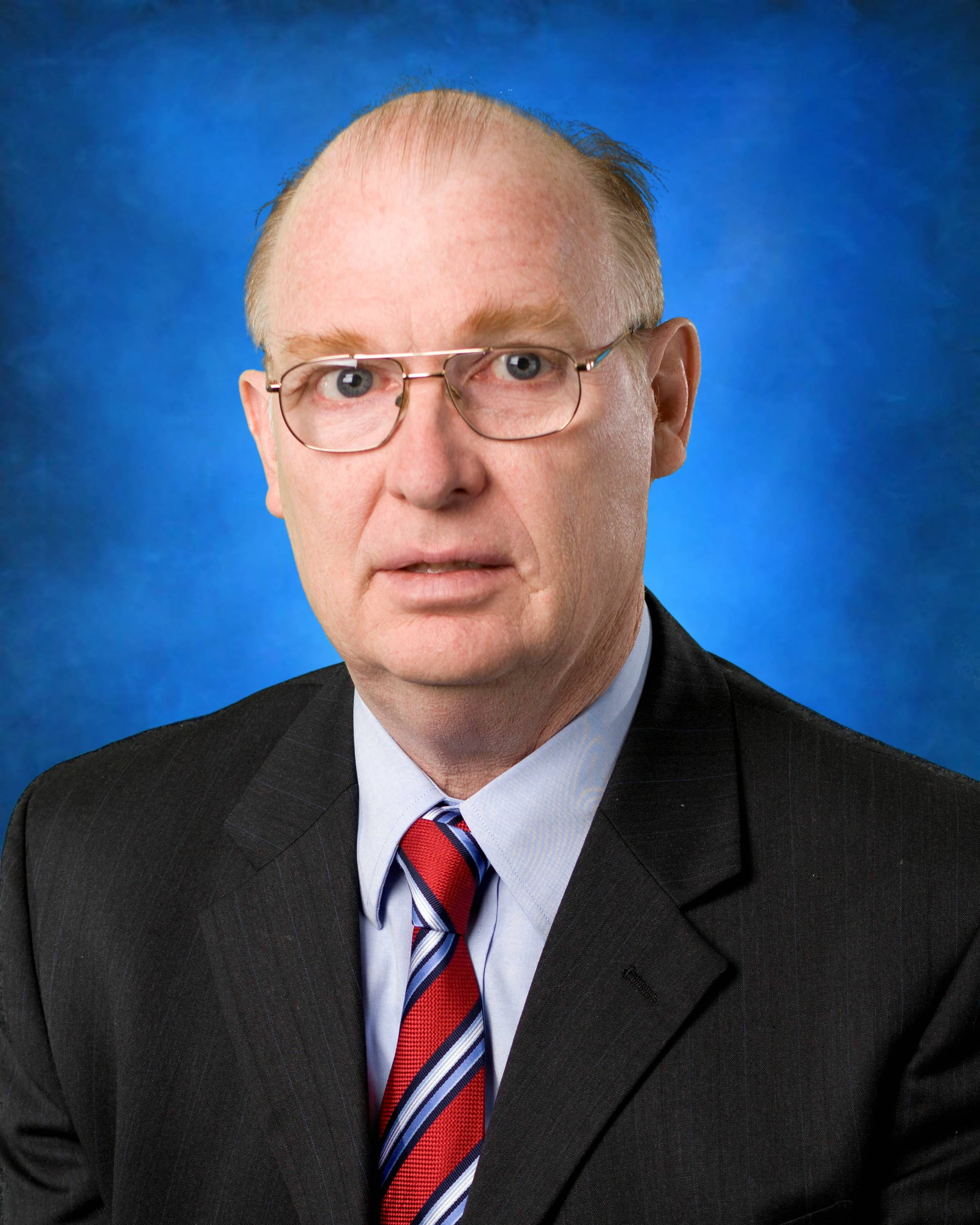 John Sharp, Ph.D. and President of Sharp Informatics