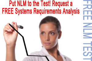 Put NLM to the Test! Request a Free Systems Requirements Analysis from Sharp Informatics